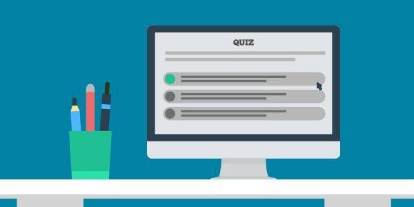 quiz og spil i e-læring