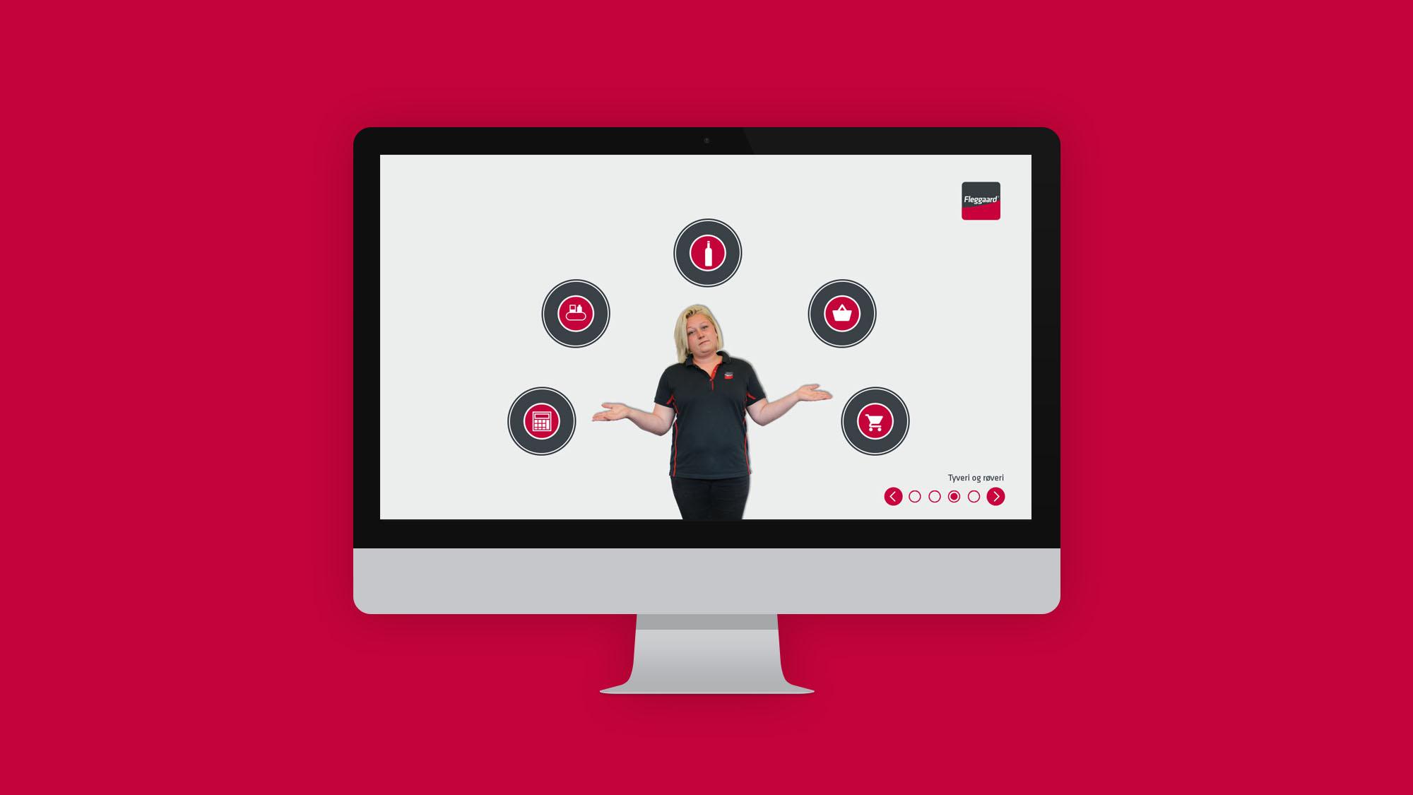 Fleggard e-læring