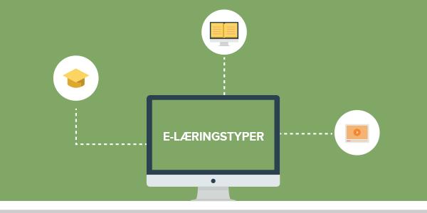 ordbog e-læring e-læringstyper