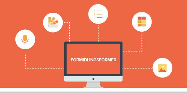 formidlingsformer e-læring prolearning