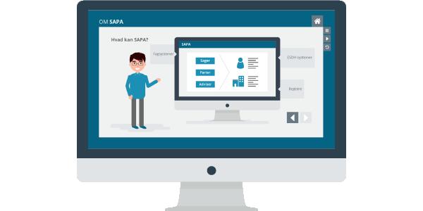 SAPA e-læringskursus